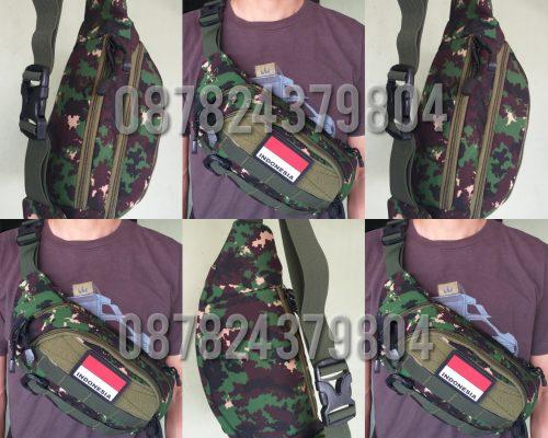 konveksi waist bag tactical